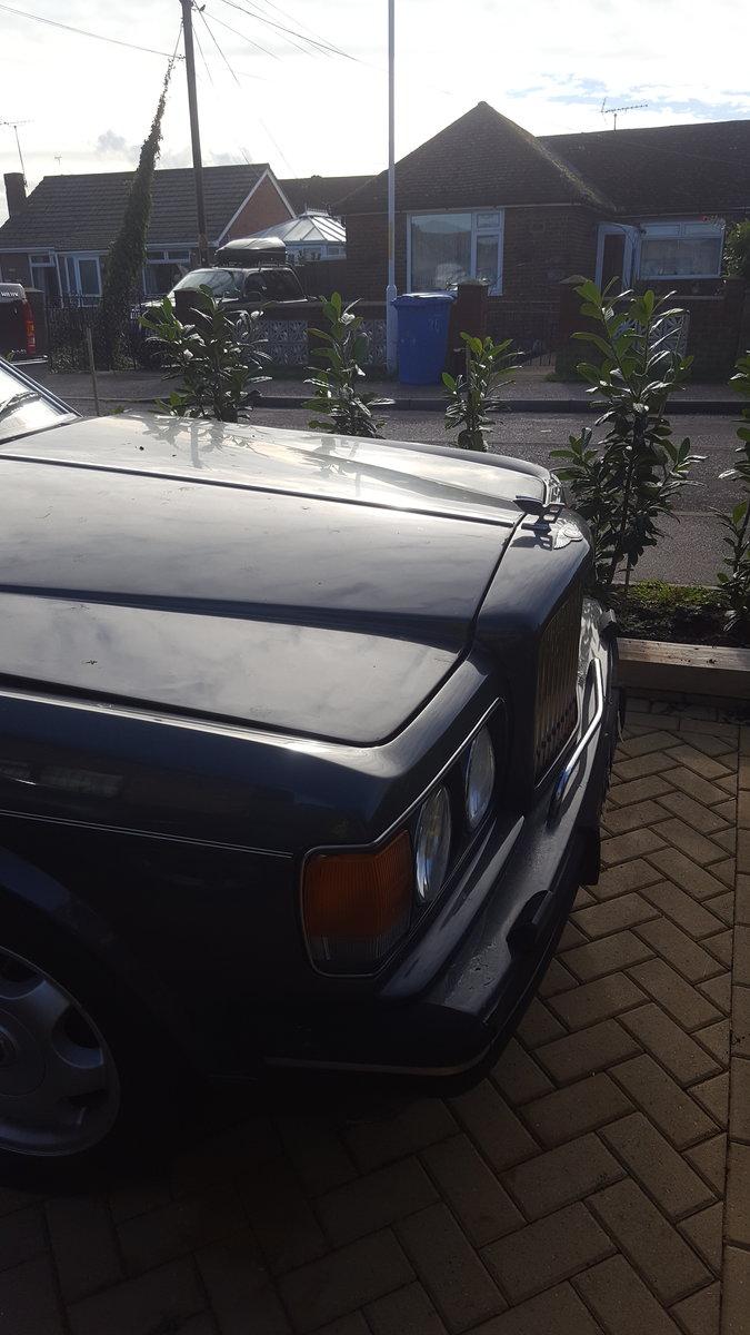 1991 Bentley R Type Turbo 4 door SOLD (picture 2 of 6)