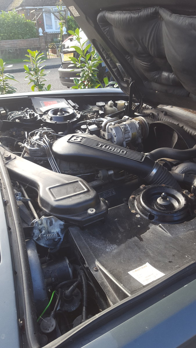1991 Bentley R Type Turbo 4 door SOLD (picture 4 of 6)
