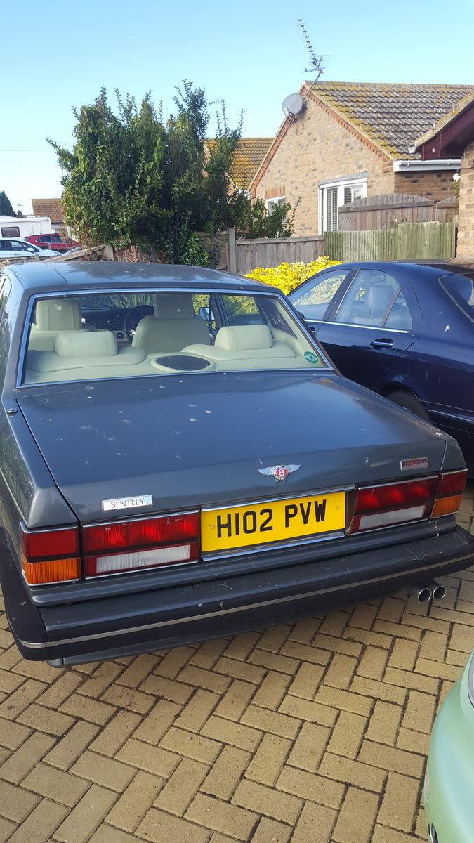 1991 Bentley R Type Turbo 4 door SOLD (picture 5 of 6)