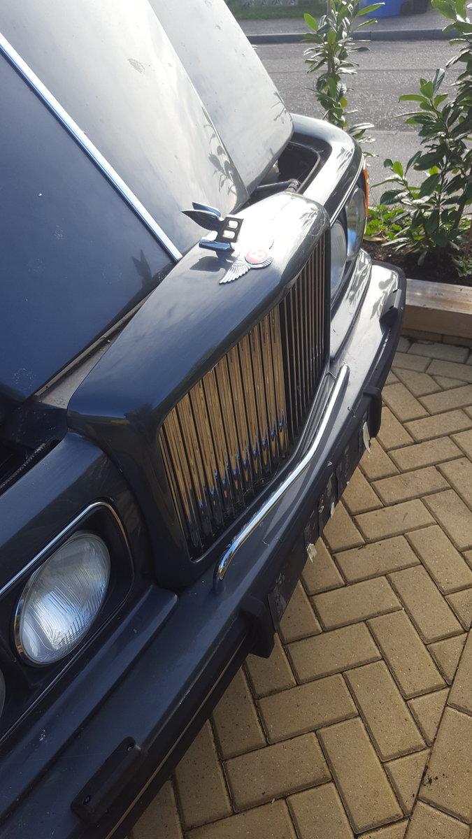 1991 Bentley R Type Turbo 4 door SOLD (picture 6 of 6)