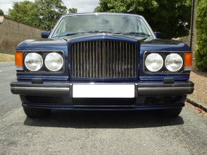 1992 Bentley Turbo R Long Wheelbase