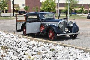 1936 Derby Bentley 4 1/4 Liter Pillarless # 22917 For Sale