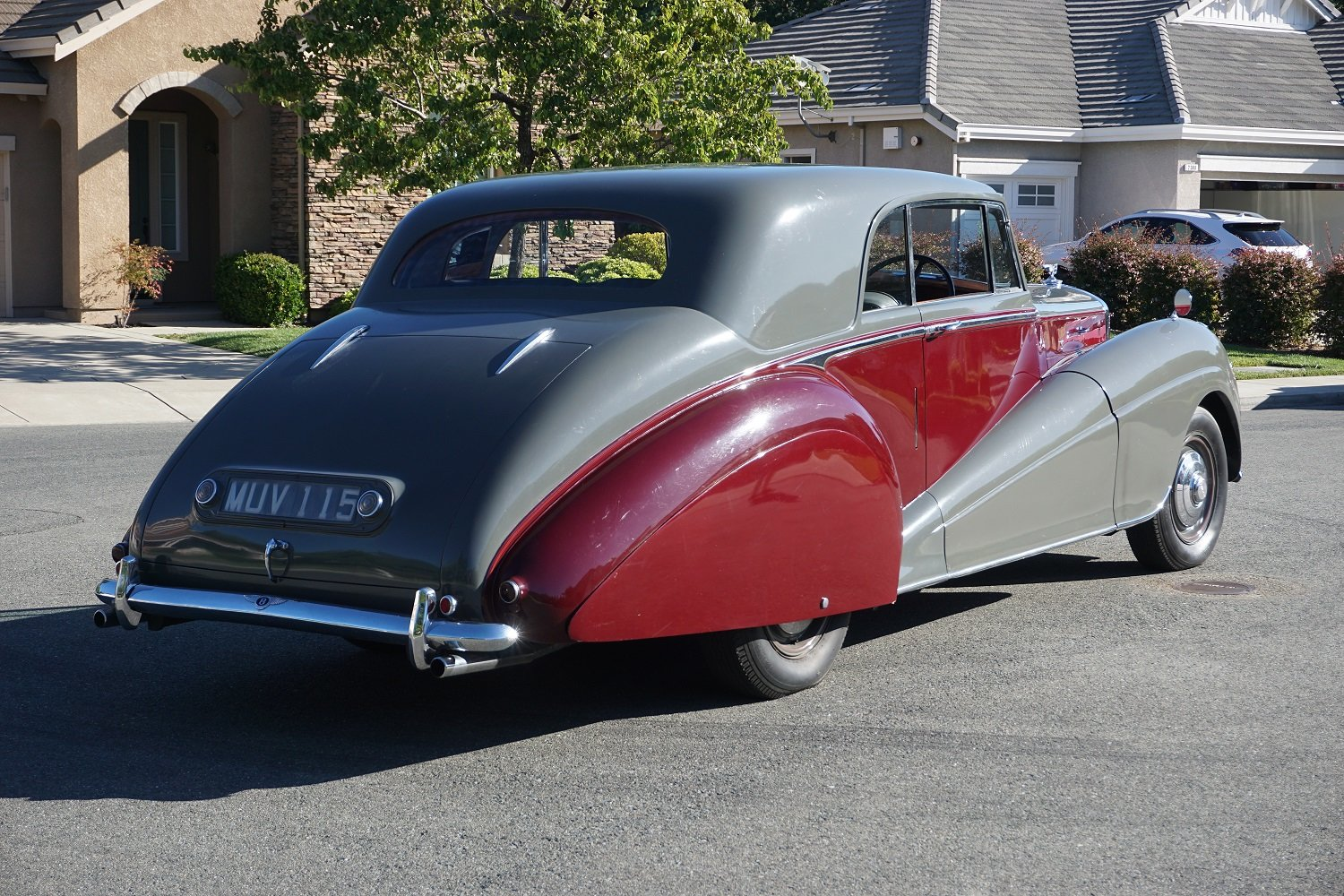 1951 Bentley Park Ward Coupe RHD #21863 For Sale (picture 2 of 6)