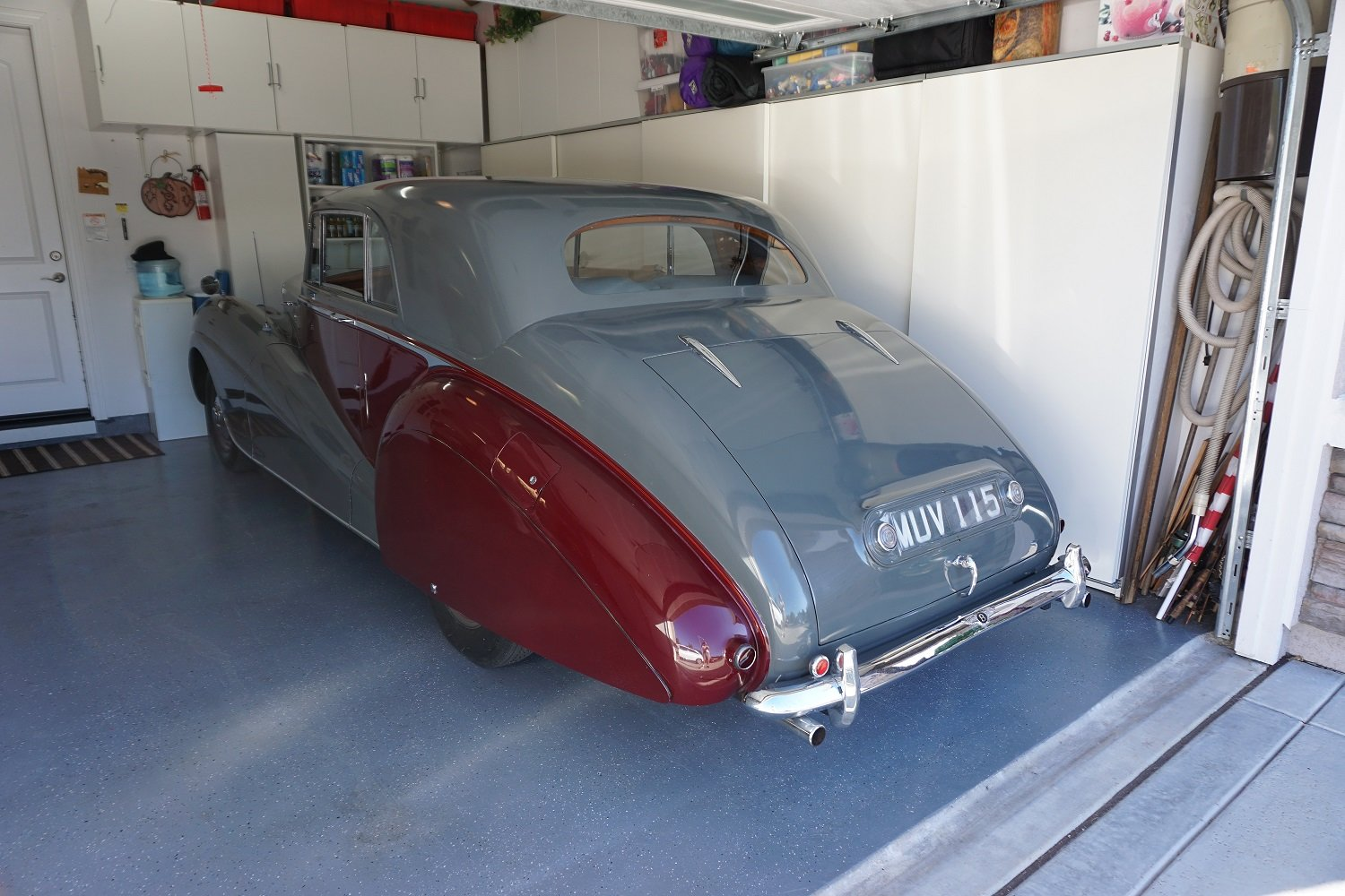 1951 Bentley Park Ward Coupe RHD #21863 For Sale (picture 4 of 6)