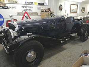 1952 Bentley Special 4 1/2 litre with overdrive.