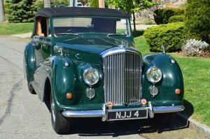 1953 Bentley R Type Drophead #18491 For Sale