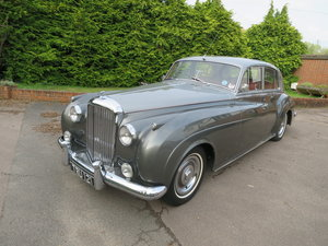 Bentley SI Standard Steel Saloon