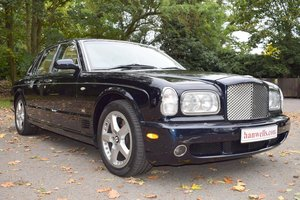 2003/03 Bentley Arnage T in Black Sapphire For Sale