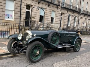 1924 BENTLEY 3 LITRE TOURER - MATCHING NO,S - LOW OWNERSHIP -