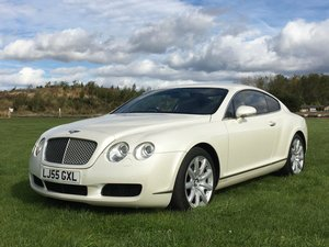 2005 Bentley Continental GT Auto For Sale by Auction