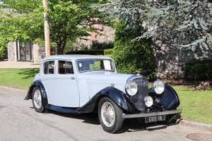 1937 Bentley 3.5 Litre Thrupp & Maberly Sport Saloon #21857 For Sale