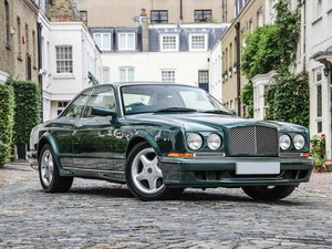 2000 Bentley Continental T  For Sale by Auction