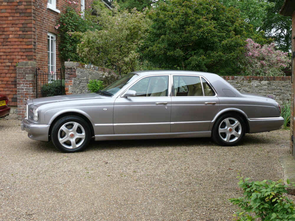 2000 Bentley Arnage Red Label For Sale (picture 2 of 6)
