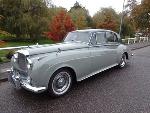 1957 Bentley S1 Standard Steel Saloon