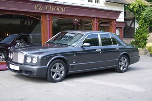 2004 Bentley Arnage T Mulliner. July