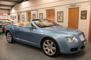 2006 56 Bentley Continental 6.0 ( 552bhp ) 4X4 Auto GTC Conv For Sale