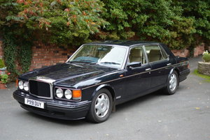 1996 Bentley Turbo R For Sale by Auction