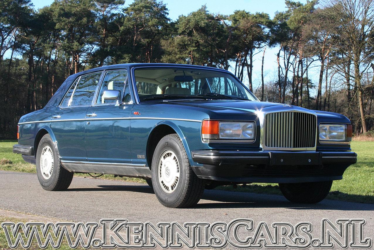 1987 Bentley Mulsanne Saloon original Dutch delivered car For Sale (picture 4 of 6)