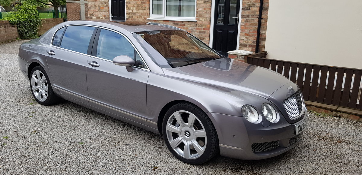2005 bentley continental flying spur For Sale (picture 1 of 6)
