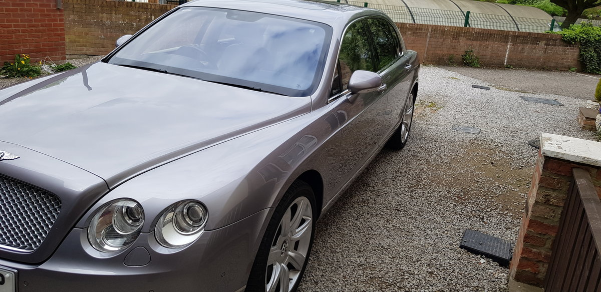 2005 bentley continental flying spur For Sale (picture 2 of 6)