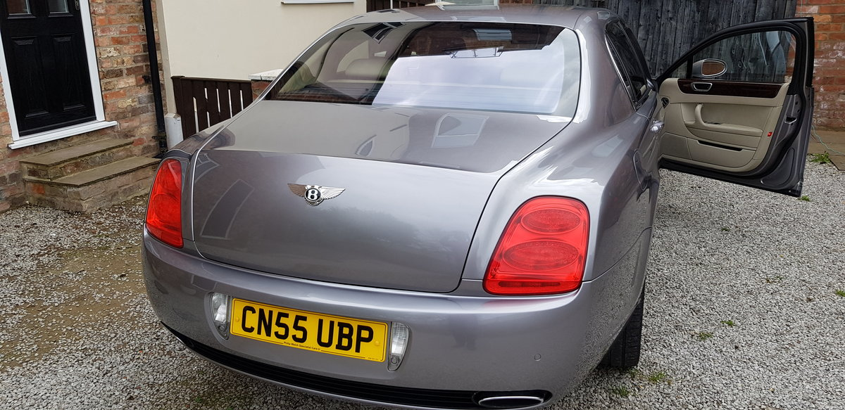 2005 bentley continental flying spur For Sale (picture 4 of 6)
