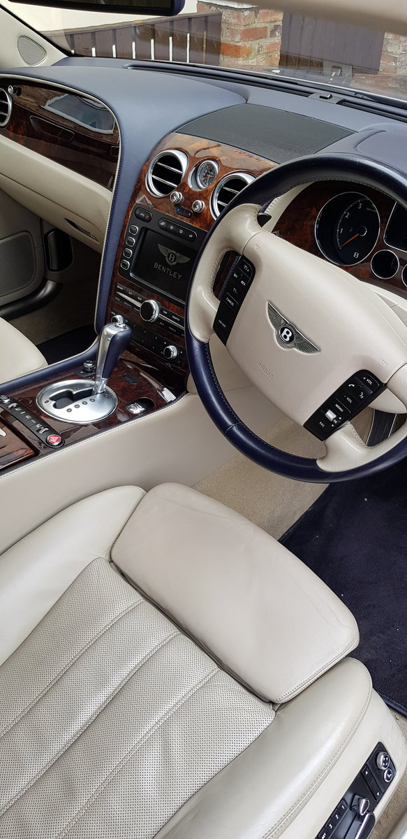 2005 bentley continental flying spur For Sale (picture 5 of 6)
