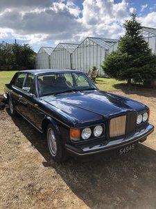 1984 Bentley Mulsanne Turbo