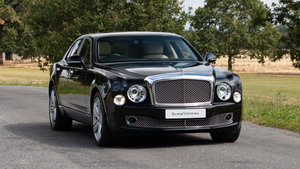Picture of 2014 Bentley Mulsanne V8 Mulliner Driving Specification SOLD
