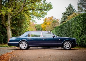 2006 Bentley Arnage RL Mulliner SOLD by Auction