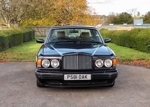 1997 Bentley Turbo R SOLD by Auction