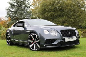 2016 BENTLEY V8 S MULLINER COUPE For Sale