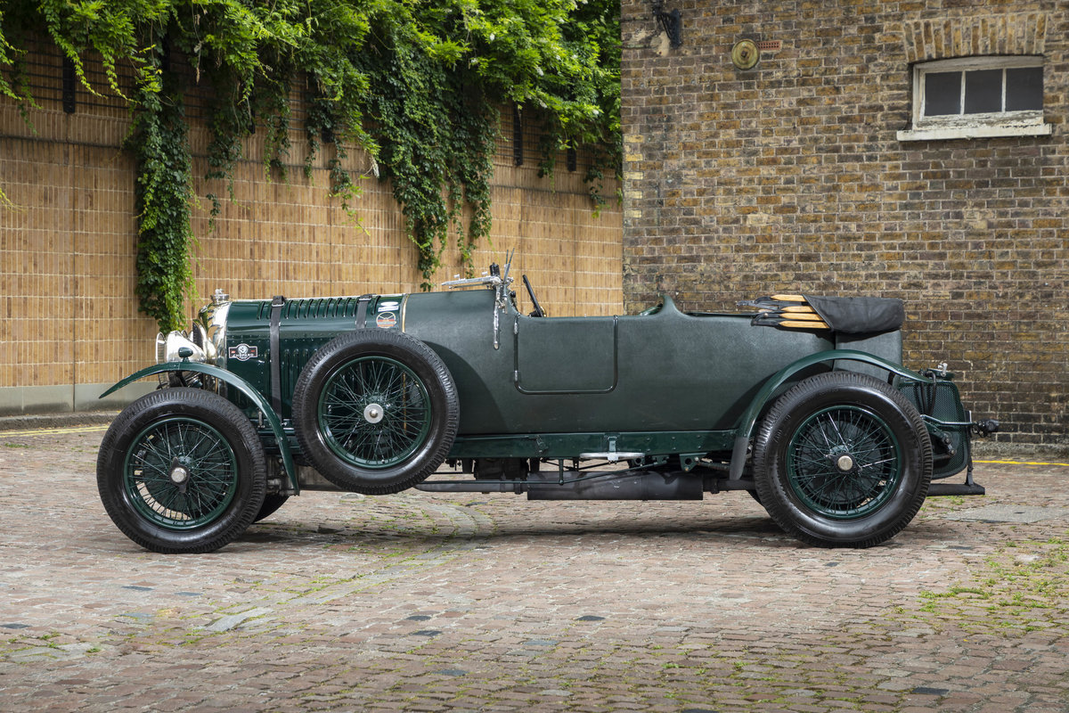 1930 Bentley 4 12 Litre Vanden Plas Le Mans Style Tourer For Sale (picture 4 of 12)