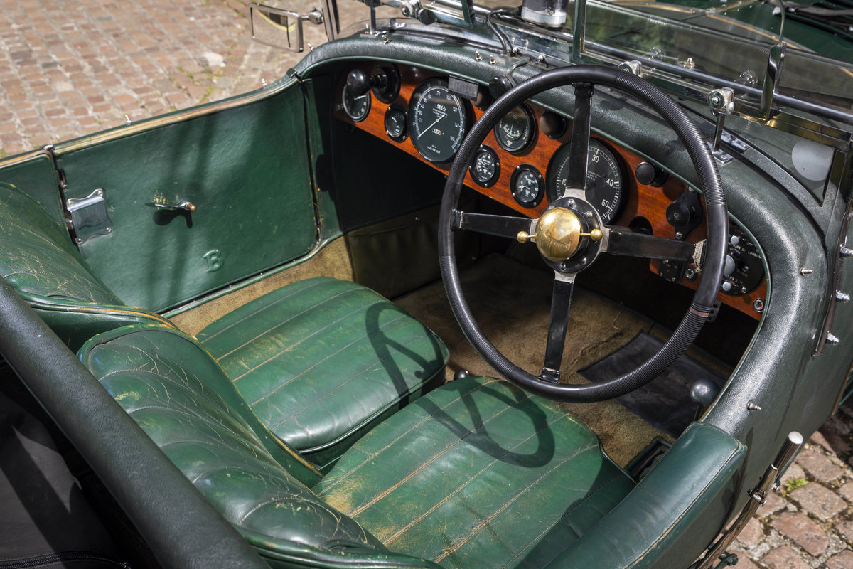 1930 Bentley 4 12 Litre Vanden Plas Le Mans Style Tourer For Sale (picture 7 of 12)