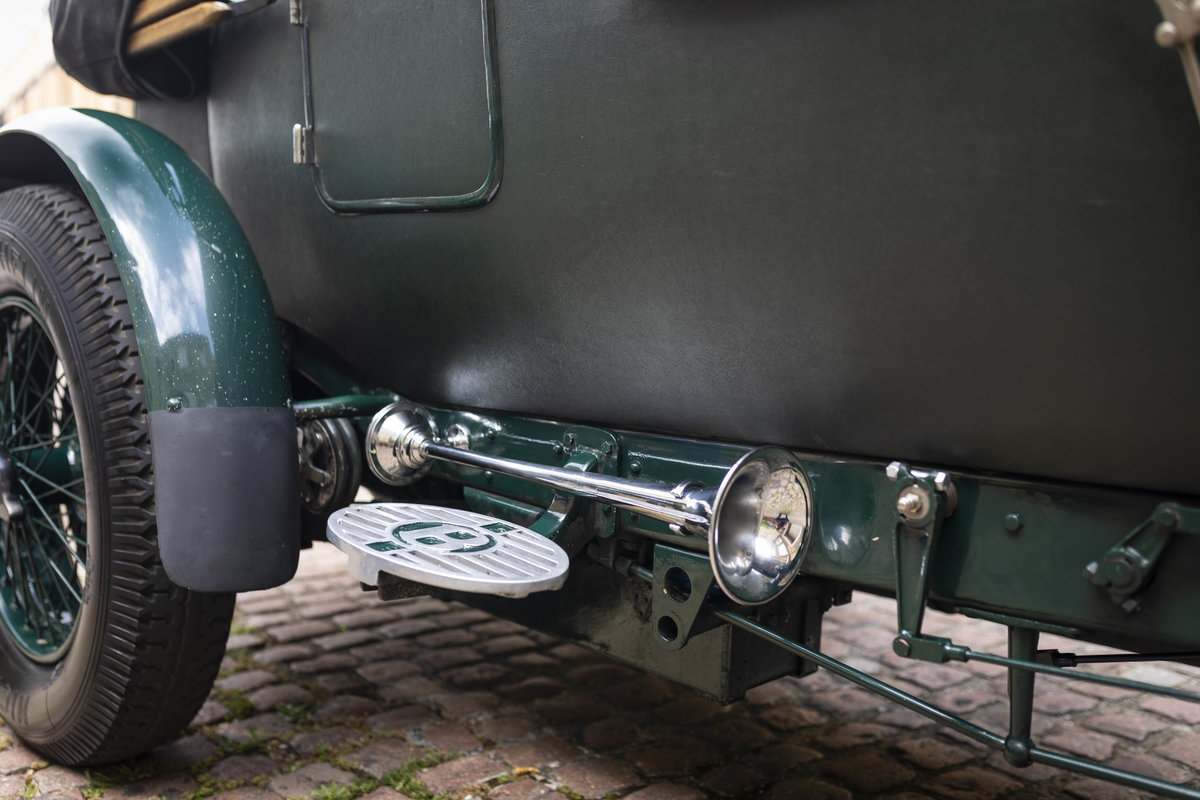 1930 Bentley 4 12 Litre Vanden Plas Le Mans Style Tourer For Sale (picture 11 of 12)
