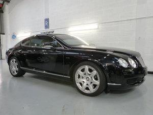 2006 Bentley Continental GT 6.0 W12 Mulliner 41,000miles