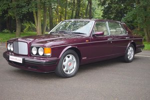 1997 P Bentley Turbo RL MK IV in Wildberry