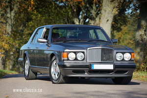 1996 Bentley Turbo R in stunning condition For Sale