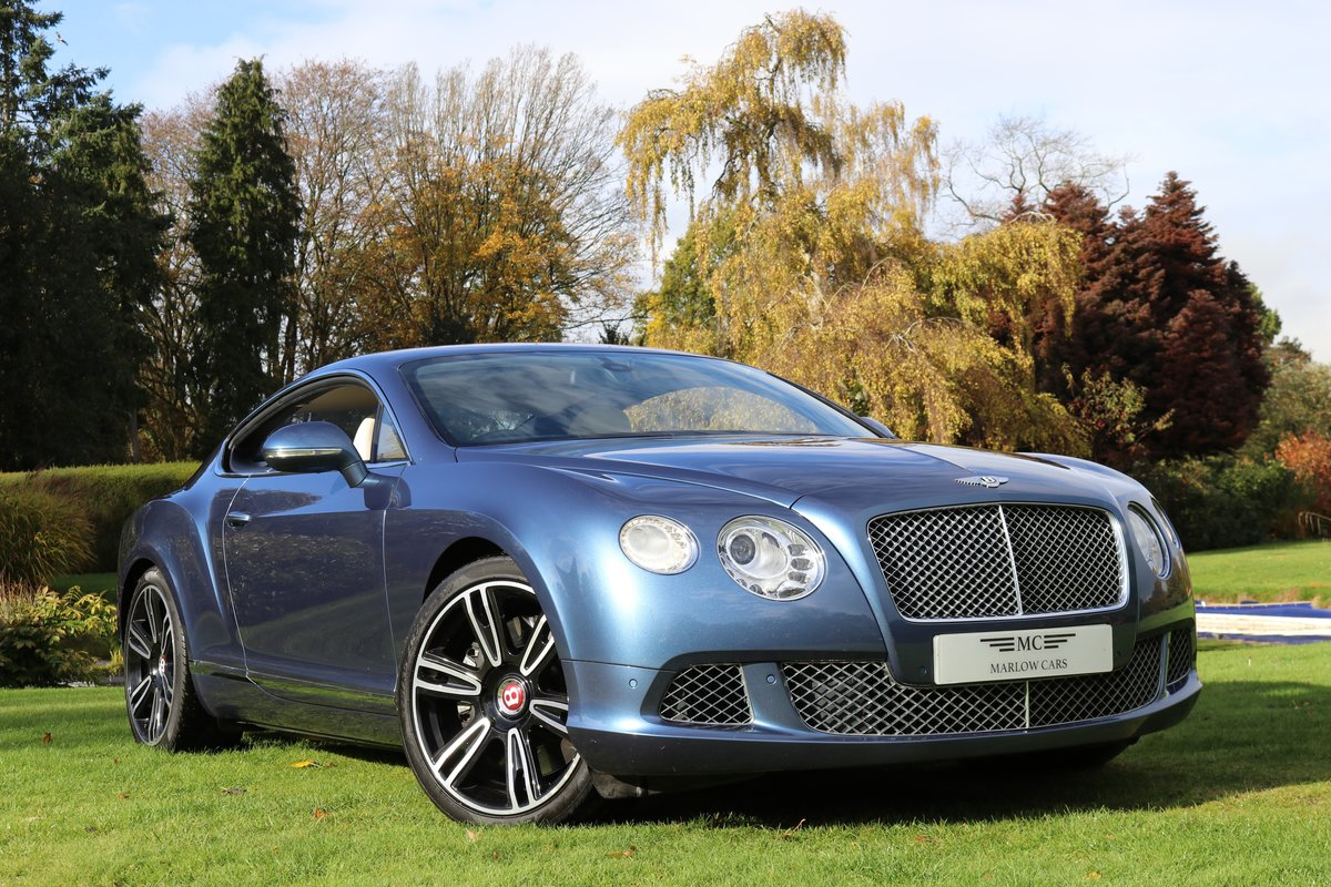 2011 BENTLEY GT W12 COUPE For Sale (picture 1 of 6)