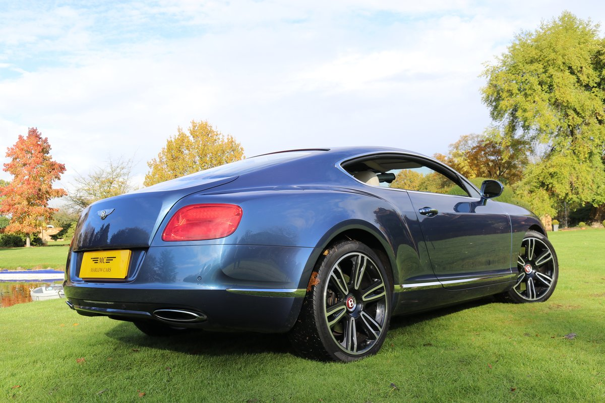 2011 BENTLEY GT W12 COUPE For Sale (picture 4 of 6)