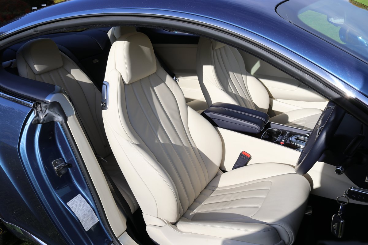 2011 BENTLEY GT W12 COUPE For Sale (picture 5 of 6)
