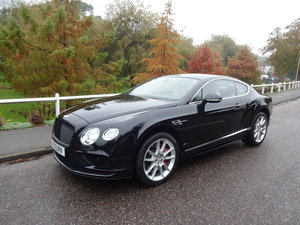 2015 Bentley Continental GT V8 S 4.0 2dr (2016) For Sale