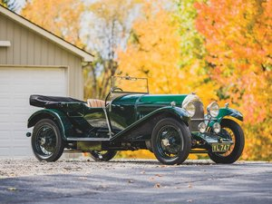 1925 Bentley 3-Litre Speed Model Tourer by Vanden Plas