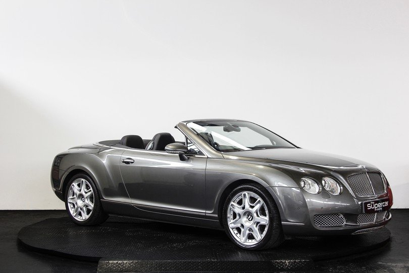 Bentley Continental GTC - Mulliner - 2009 - 31K Miles For Sale (picture 2 of 6)
