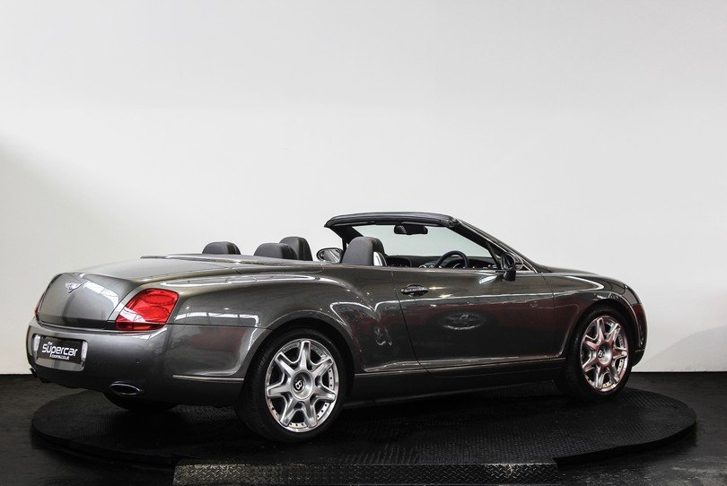 Bentley Continental GTC - Mulliner - 2009 - 31K Miles For Sale (picture 3 of 6)