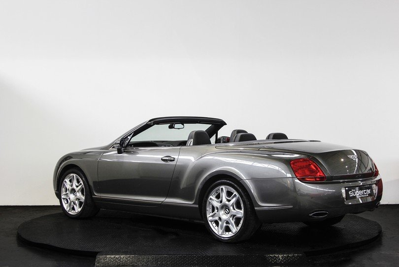 Bentley Continental GTC - Mulliner - 2009 - 31K Miles For Sale (picture 4 of 6)
