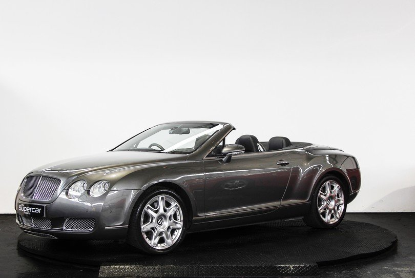 Bentley Continental GTC - Mulliner - 2009 - 31K Miles For Sale (picture 5 of 6)