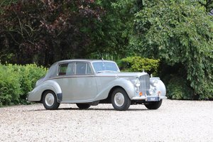 1953 Bentley R-Type Saloon For Sale
