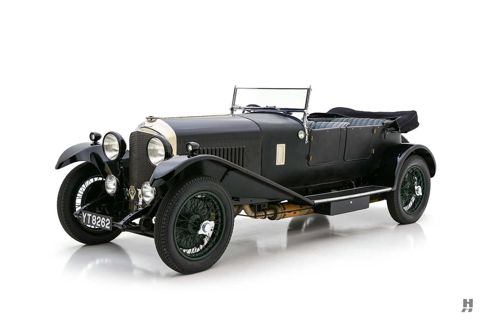 1928 BENTLEY 4.5 LITRE SPORTS TOURER For Sale (picture 1 of 6)