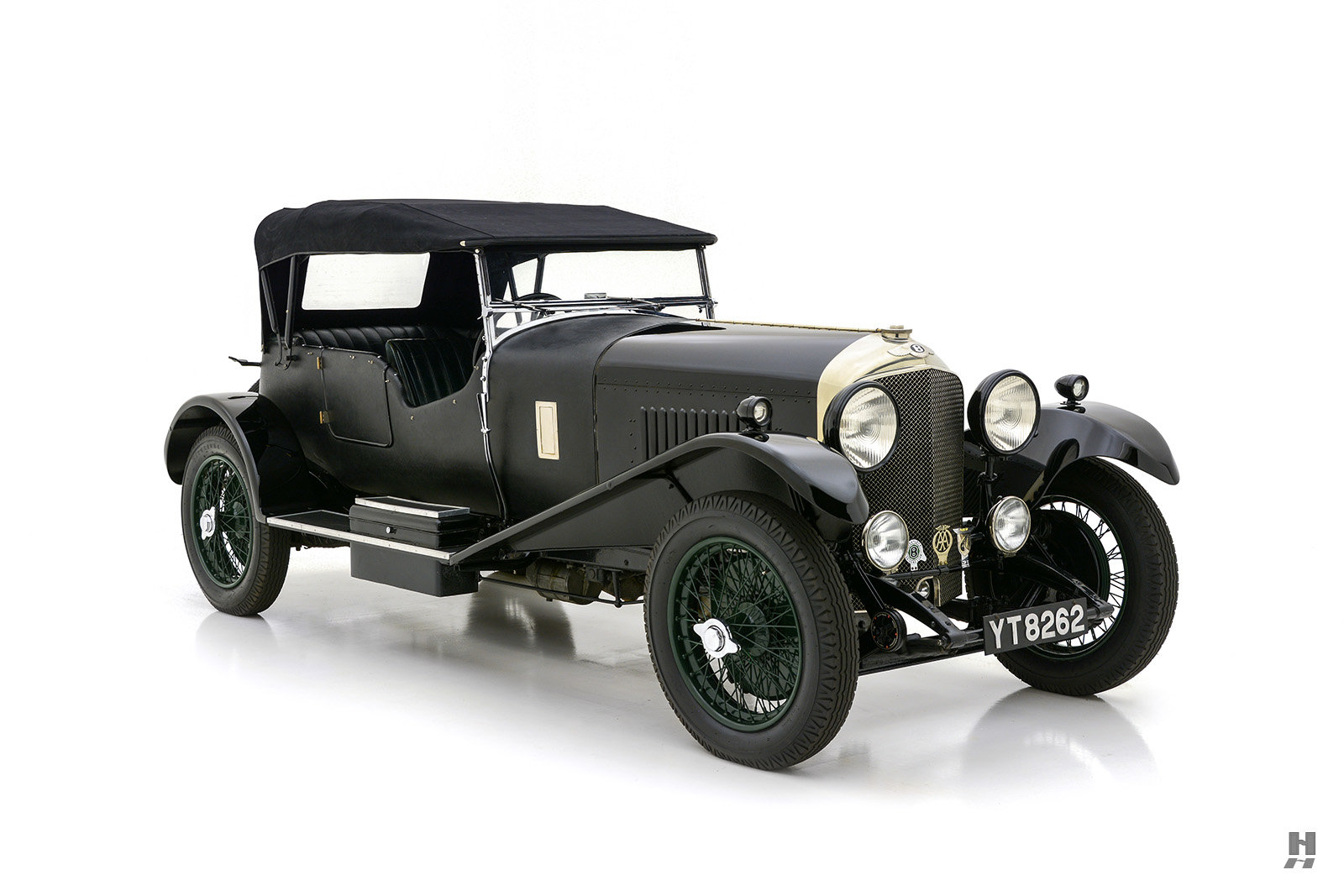 1928 BENTLEY 4.5 LITRE SPORTS TOURER For Sale (picture 2 of 6)