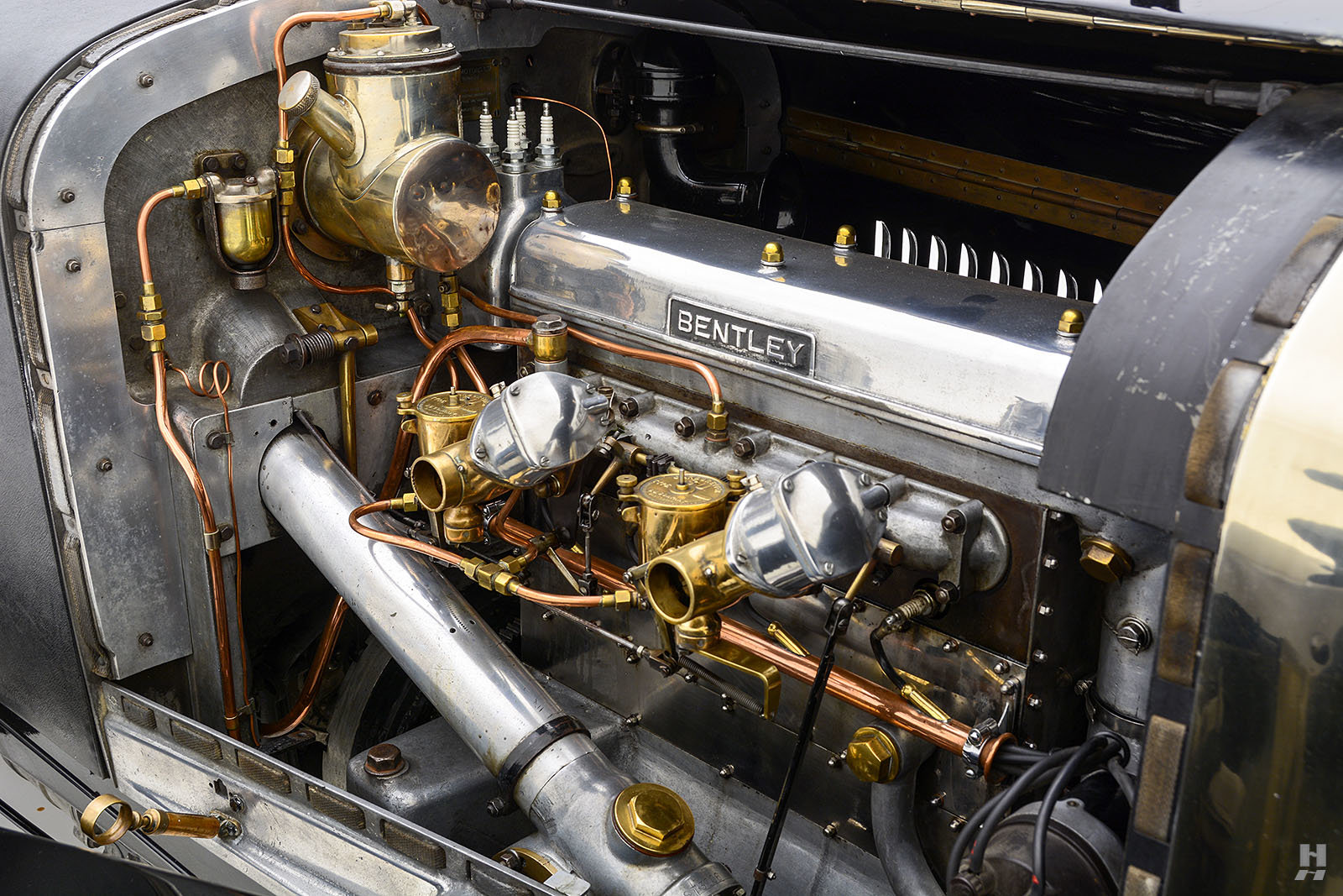 1928 BENTLEY 4.5 LITRE SPORTS TOURER For Sale (picture 3 of 6)